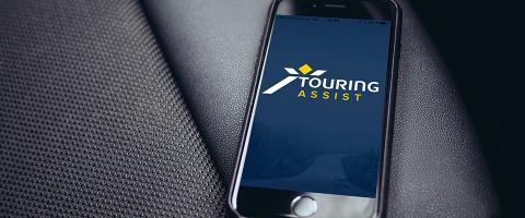Touring Assist App